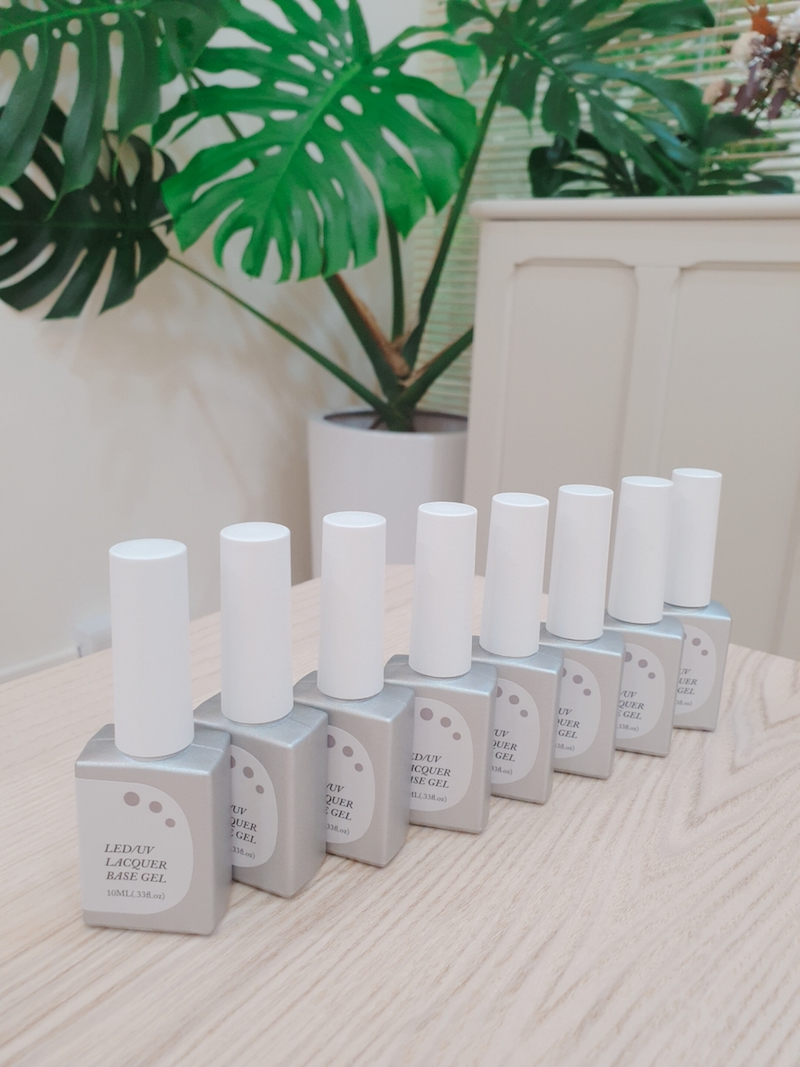 Shiny gel日本市佔率前三名的品牌首次與台灣聯名